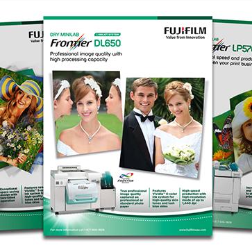 Fujifilm Brochures